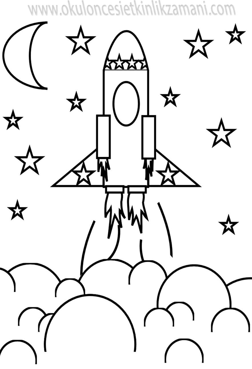 Gece Gunduz Uzay Zaman 7 Okul Oncesi Etkinlik Zamani