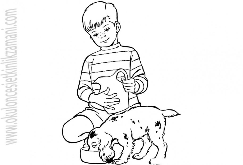 Hayvanlari Koruma Gunu Okul Oncesi Etkinlik Zamani