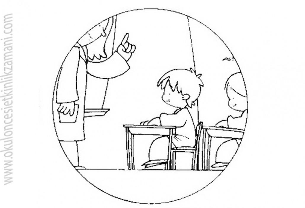 Insan Haklari Okul Oncesi Etkinlik Zamani