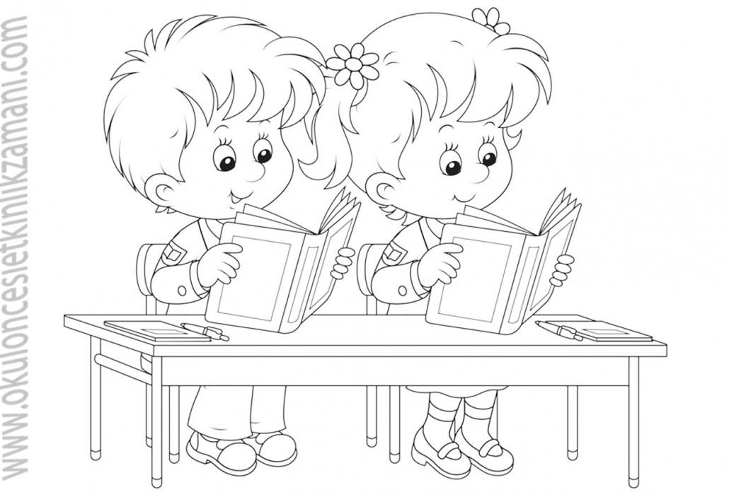 Cocuk Kitaplari Okul Oncesi Etkinlik Zamani