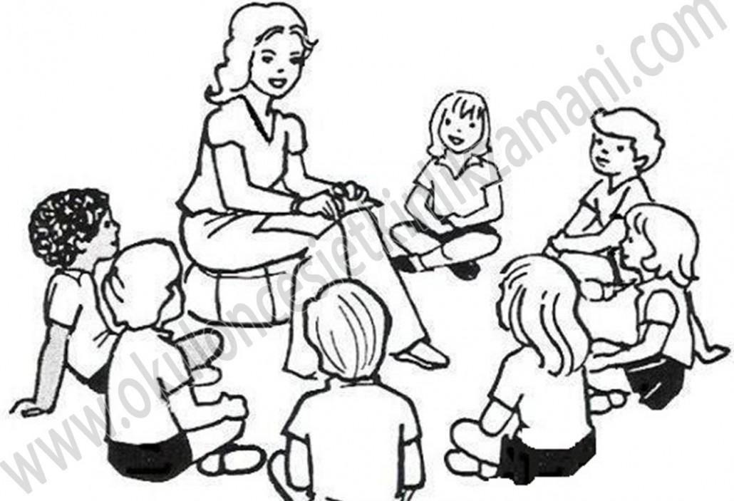Sinif Kurallari Okul Oncesi Etkinlik Zamani