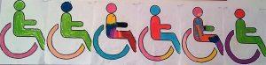 engelli logo boyama