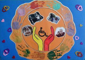 engelliler haftası grup çalışması