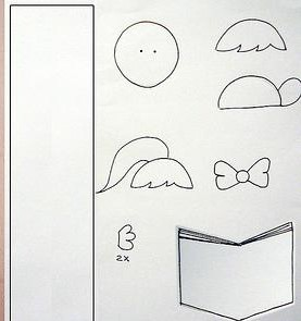 Kitap Ayraci Kaliplari Okul Oncesi Etkinlik Zamani