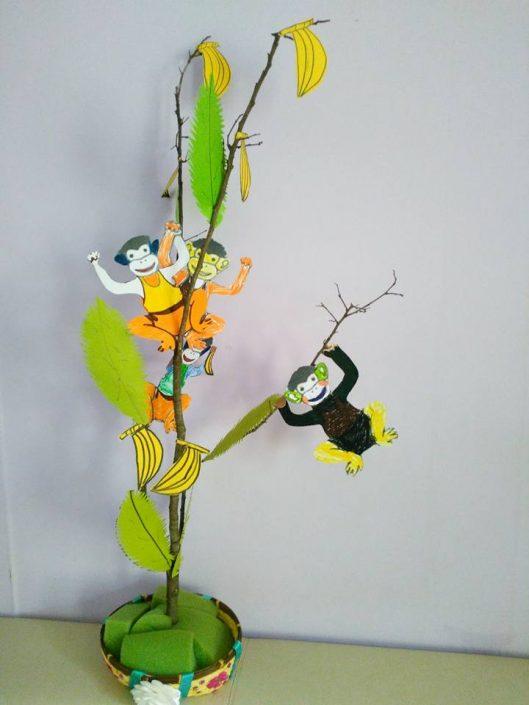 yerli malı muz ağacımız